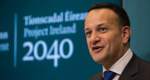 Taoiseach Leo Varadkar said the rollout of abortion services was not a case of 'just flicking a switch'. Photograph: Collins