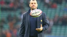 Australia Rugby will decide on the future of coach Michael Cheika by Christmas. Photo: Action Foto Sport/NurPhoto via Getty Images