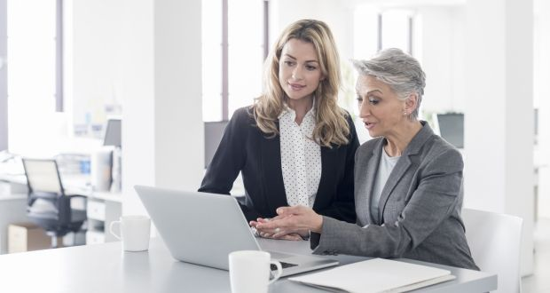 When done successfully, reverse mentoring can be an eye opener for both sides. Photograph: iStock