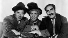 "Comic capers: ""The terms and conditions of Brexit now look like they were written by the Marx Brothers."" File photograph: Getty Images"
