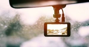 The Data Protection Commission says motorists using dash cams have responsibilities as data controllers. Photograph: iStockPhoto