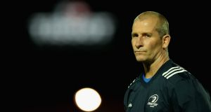 Stuart Lancaster has said he is happy at Leinster amid rumours that he may leave. Photo: David Rogers/Getty Images
