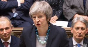 If Theresa May then fails to get the deal through her parliament, then the prospect of a general election will increase. But with both major parties as incoherent and divided as the other on Brexit, that in itself would not resolve much.  Photograph: PARBUL/PA Wire