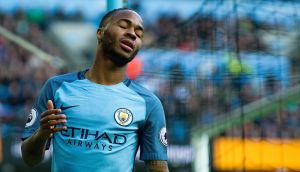 Manchester City's Raheem Sterling released a statement after allegedly being racially abused during the Premier League clash with Chelsea. Photo: Getty Images