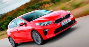 Kia Ceed is snapping ever harder at the hatchback heels of Ford and VW