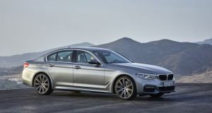 BMW 5 Series: still the best car of the three Germans to drive - great steering, agile chassis, properly entertaining stuff