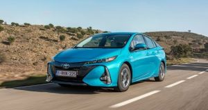 Unlike all previous versions of the Toyota Prius, you don't have to keep this one in town to make it economical