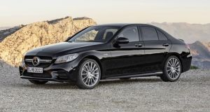 Updated Mercedes-Benz C-Class: Its styling is quietly confident, not too outré, but stylish enough to cut a dash.