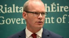 Simon Coveney: 'A no-deal Brexit is unlikely, but we have to prepare for it'. Photograph: Dara Mac Dónaill/The Irish Times