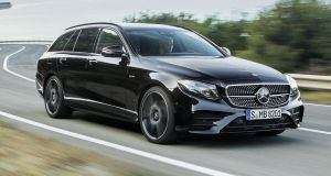 Mercedes-Benz E-Class: it's the useful, handsome estate that draws us in the most