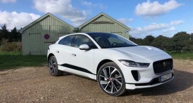 Jaguar I Pace Styling Looks Better Every Time We See It And