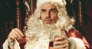 Billy Bob Thornton in Bad Santa (2004): The ultimate you-can-stuff-your-stocking Christmas movie, but will it make Mark Kermode's nice list? See Thursday, BBC4, 9pm