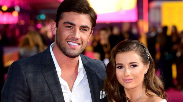 Christmas reunion no-shows? Love Island winners Jack Fincham and Dani Dyer and Jack Fincham. Photograph: Ian West/PA Wire