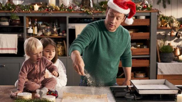 Jamie Oliver, Jamie's Quick and Easy Christmas, Channel 4