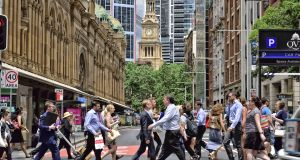 The Australian economy has been growing for 27 years without a recession. Photograph: iStock/Getty Images