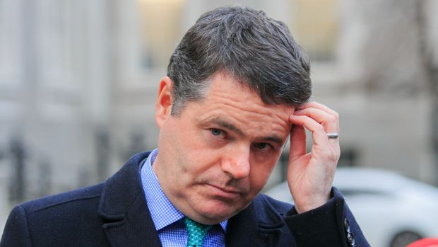 There is no scope to reopen Britain's withdrawal agreement with the European Union, Minister for Finance Paschal Donohoe has said.