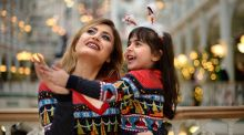 'I can speak Irish!' A Syrian child's Christmas in her home from home