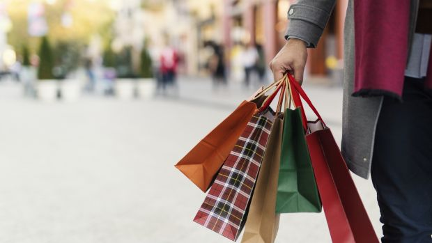 The two best times to go sale shopping are early on the first day or when the sales period is drawing to a close. Photograph: Jelena Danilovic/iStock