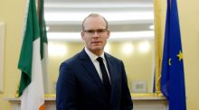 "Tánaiste and Minister for Foreign Affairs Simon Coveney: ""The collective strength of the EU and the stability and solidarity that is at the heart of our EU membership will be the most important contingency we have after Brexit."" Photograph: Alan Betson"