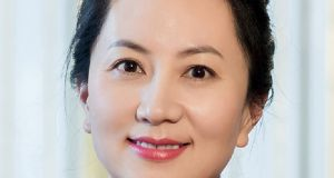 Meng Wanzhou, Huawei's chief financial officer. Photograph: Huawei/Handout/File Photo via Reuters