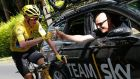 Team Sky director Dave Brailsford says his team are open minded about working with a new partner. Photograph: Getty Images