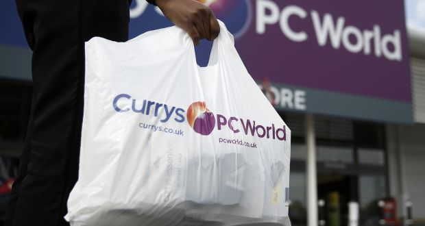 Dixons Carphone slumps to £440m loss in the first half of