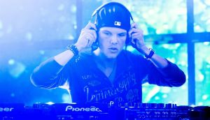 Avicii performing in 2013 in New York. Photograph: Mike Pont/WireImage/Getty Images