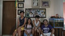 Meet the Filipinos who mind Irish children, but can't see their own