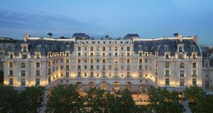 Celebrate Christmas with a stay in The Peninsula Paris.