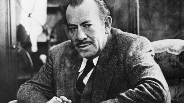 John Steinbeck: 'Irish blood doesn't water down very well; the strain must be very strong' Photograph: Corbis via Getty Images