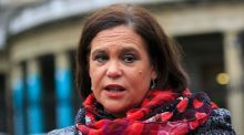Sinn Féin president Mary Lou McDonald called for a Border poll as part of the Government's no-deal Brexit planning.  Photograph: Gareth Chaney Collins