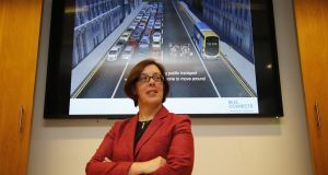 The National Transport Authority's chief executive Anne Graham. File Photograph:  Nick Bradshaw