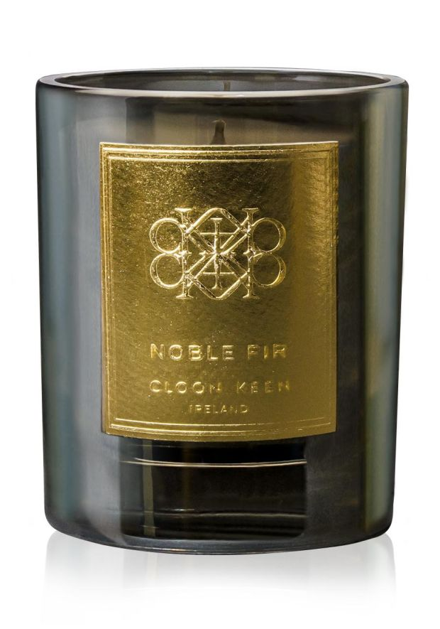 Cloon Keen Atelier Noble Fir Candle (€40) is the only one I buy every year without fail