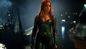 New this week: Amber Heard in Aquaman