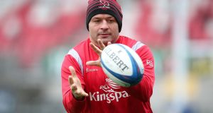 Ulster captain Rory Best will make his 72nd Champions Cup appearance on Friday night. Photograph: Matt Mackey/Inpho