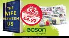 If you buy The Irish Times in Eason this weekend, you can save €5 and buy The Wife Between Us by Greer Hendricks and Sarah Pekkanen for just €4.99