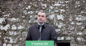 Fianna Fáil deputy leader Dara Calleary:   accused the Government of delaying  publishing plans to prepare for Brexit. File Photograph:  Tom Honan.