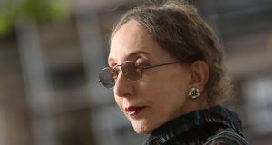 Joyce Carol Oates. Photograph: Jeremy Sutton-Hibbert/Getty Images