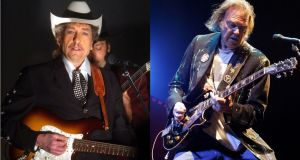 Bob Dyland and Neil Young to play Ireland concert in July 2019