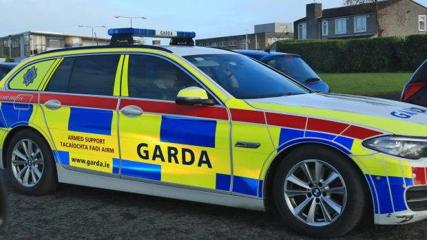Gardaí have arrested a man in his twenties in connection with the assault. File photograph: Collins Dublin.