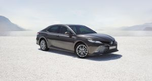 New Toyota Camry: Toyota Ireland expects 600 Camry sales in a full year and the expected best selling Sol entry-level model will cost €40,750