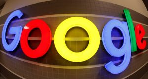 """Google Ireland Limited becomes responsible for responding to requests for its user data, including from EU law enforcement, consistent with Irish law,"" said Anne Rooney, Google Ireland's public policy manager. File photograph: Arnd Wiegmann/Reuters"
