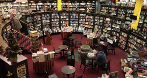 The Book Centre, Waterford. Photograph: Jennifer O'Connell