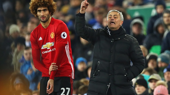 Jose Mourinho has received criticism for his team's style of play. Photograph: Getty Images
