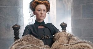 Mary, Queen of Scots starring Saoirse Ronan  opens January 18th