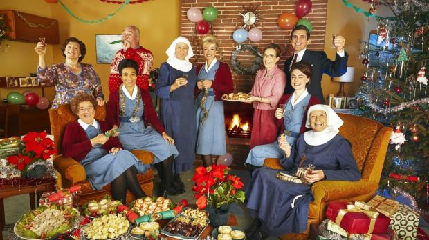 Call the Midwife Christmas
