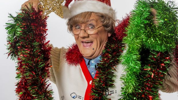 Brendan O'Carroll in Mrs Brown's Boys Christmas Special