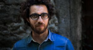 Mazen Maarouf: Palestinian-Icelandic author has had his first novel translated into English