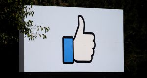 Facebook said it believes the bug affected up to 1,500 apps built by 876 developers. Photograph: Elijah Nouvelage/Reuters