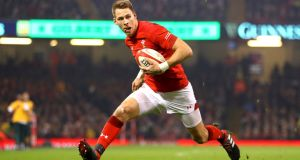 Wales could be without the likes of Liam Williams for their opening World Cup warm-up match against England at Twickenham on August 11th. Photograph: Warren Little/Getty